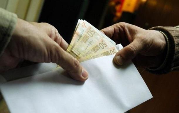 СБУ отчиталась о борьбе с коррупцией за полгода
