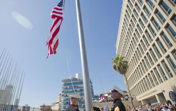 Джон Керри открыл американское посольство на Кубе