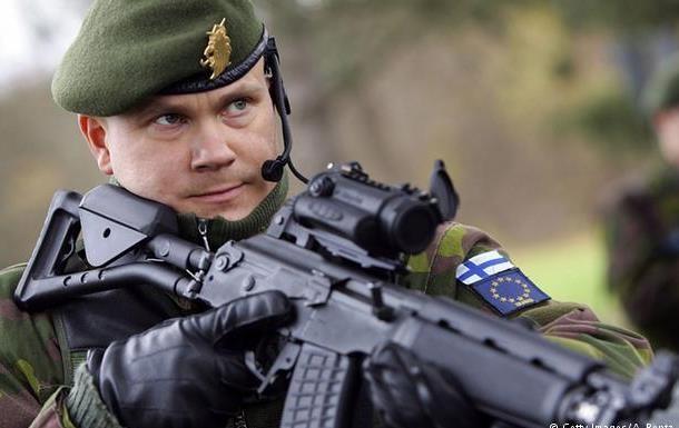 В Финляндии пройдут переподготовку втрое больше резервистов