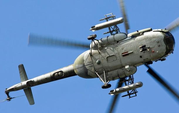 В России упал второй за сутки вертолет