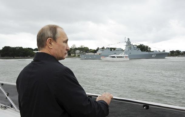 Путин в понедельник приедет в Крым