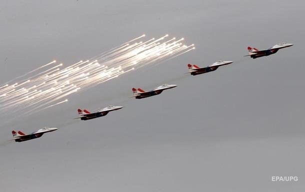 Россия поставила Сирии шесть истребителей - СМИ