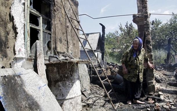 При обстреле Красногоровки погиб мирный житель