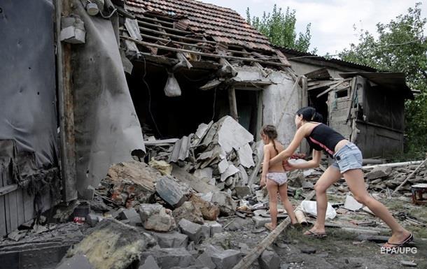 Война ко Дню Независимости. Ситуация на Донбассе обостряется