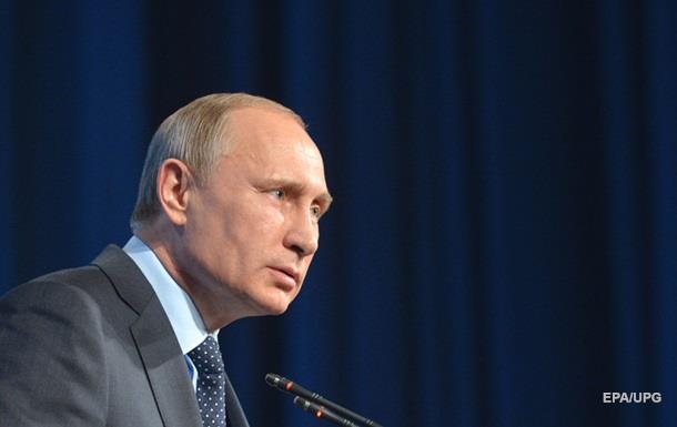 Путин: Украина будет вместе с Россией строить свое будущее