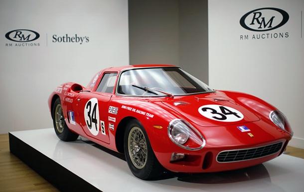 Самую дорогую в мире коллекцию автомобилей продали за $67 млн