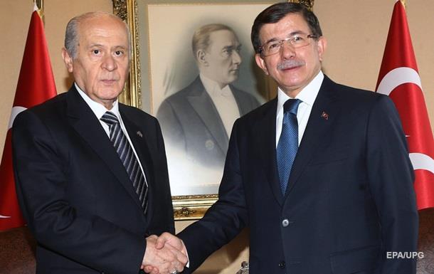 В Турции снова не смогли договориться о начале работы правительства
