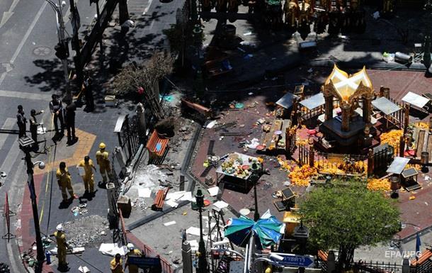 В Бангкоке разыскивают подозреваемого в организации теракта