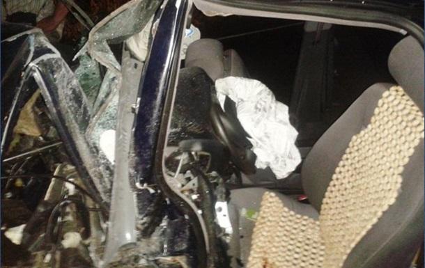 ДТП на Львовщине: трое погибших и трое травмированных