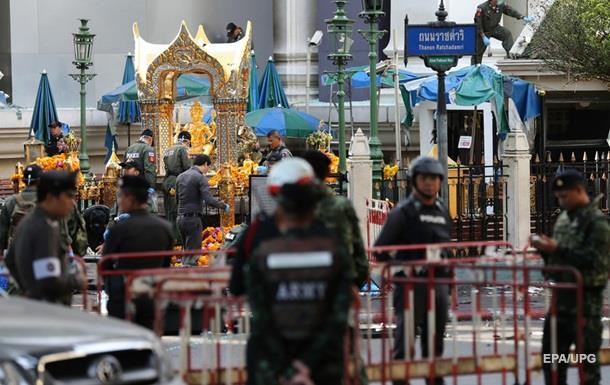 В центре Бангкока произошел новый взрыв