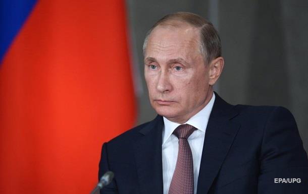 Путин ответил Порошенко о поездке в Крым