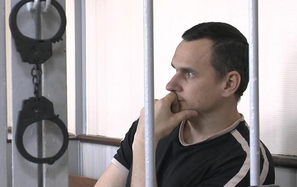 Европейцы попросили Путина освободить украинского режиссера Сенцова
