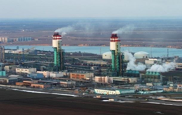 Украина откладывает приватизацию Одесского припортового завода