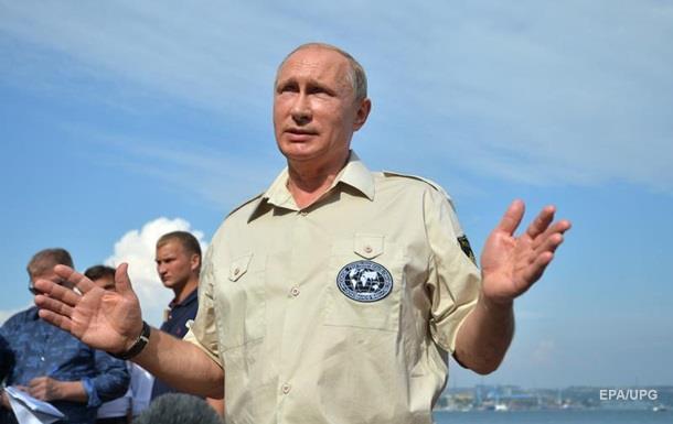 Путин: Внешние силы готовят дестабилизацию в Крыму