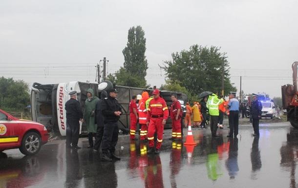 Среди пострадавших в ДТП с автобусом в Румынии украинцев нет - МИД