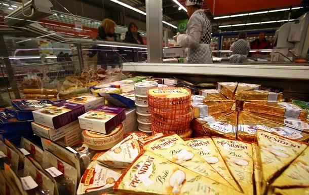Экспорт украинских продуктов в Россию упал до исторического минимума