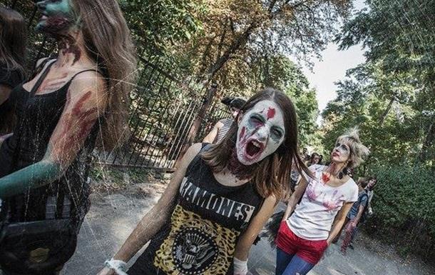В Киеве 12го сентября состоится 10ый парад зомби