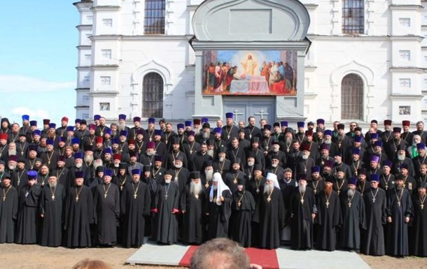 Заказ РПЦ – бороться с  сектами в Одессе.