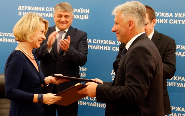 Германия выделит Украине 13 миллионов евро на подготовку сотрудников ГСЧС