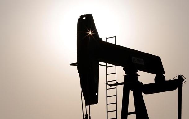 Цены на нефть падают восьмую неделю подряд