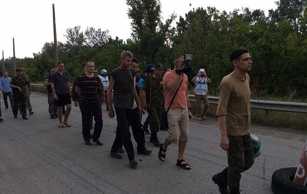 ДНР возобновляет обмен пленными