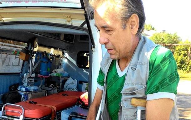 Из плена освободили сумского волонтера