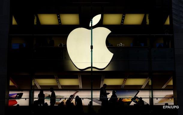 Apple потерял 158 миллиардов долларов из-за биржевых потрясений