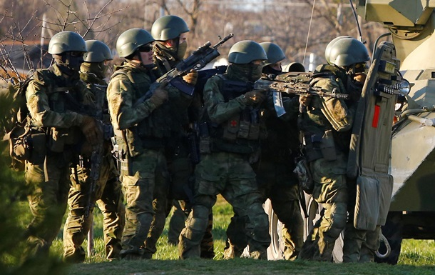 США советовали Украине отступить в Крыму - Bloomberg