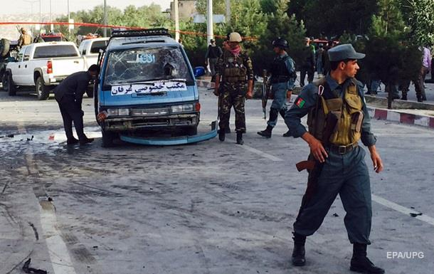 Теракт в Афганистане, среди погибших солдаты НАТО