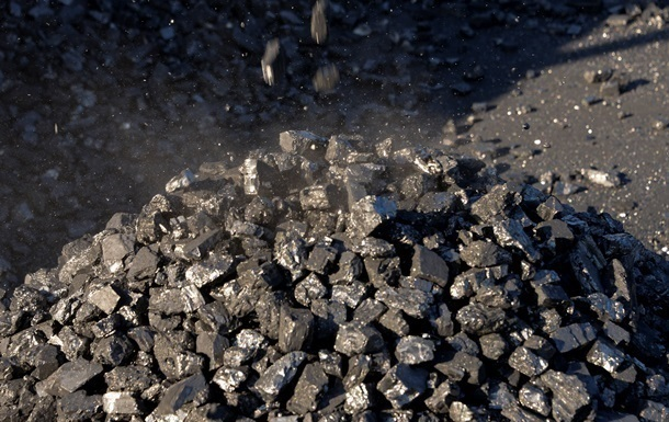 Украина сократила добычу угля
