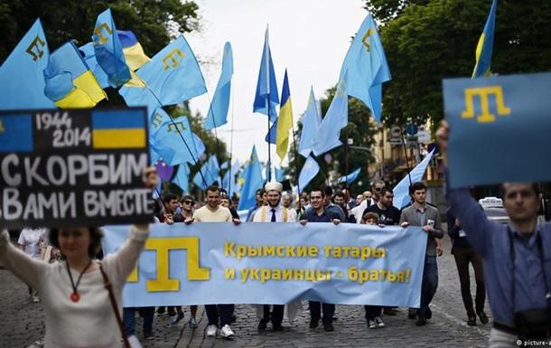 Чубаров заявил об угрозе существованию крымских татар