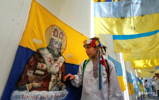Итоги 23 августа: День флага Украины и присяга полиции во Львове