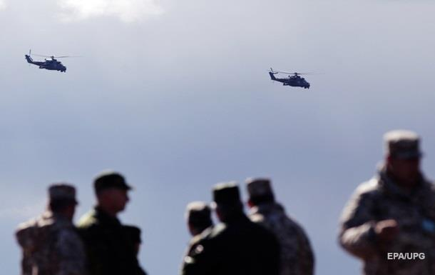 В шести регионах России стартовали военные учения