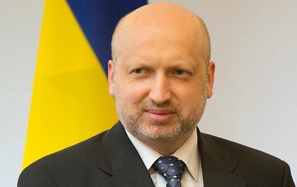 Турчинов: Падение рубля - салют в честь Украины