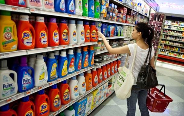 СМИ: В России изымают из продажи импортные моющие средства