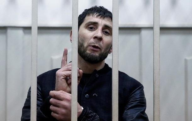 Суд продлил арест обвиняемому в убийстве Немцова Дадаеву