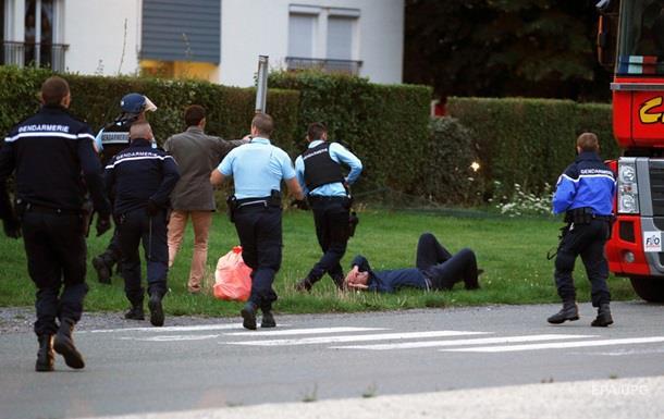 Три человека погибли в результате стрельбы во Франции