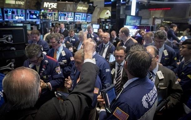 Индекс Dow Jones установил антирекорд