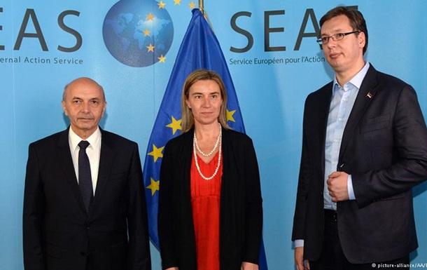 Сербия и Косово достигли прорыва в нормализации отношений