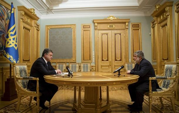 Бег на месте. Почему Порошенко не борется с олигархами