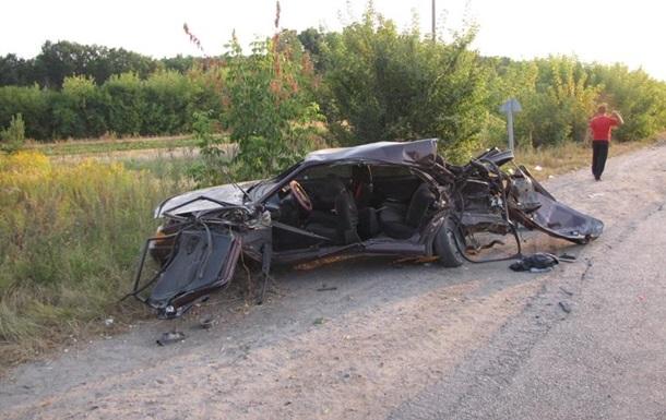 ДТП в Хмельницкой области: двое погибших, еще шестеро травмированы