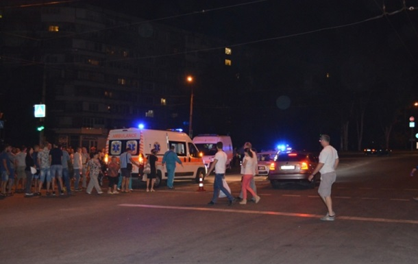 В ДТП в Запорожье травмированы пять человек, на Ивано-Франковщине – шесть