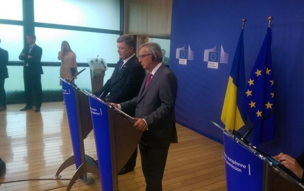 Юнкер обвинил Россию в невыполнении минских соглашений