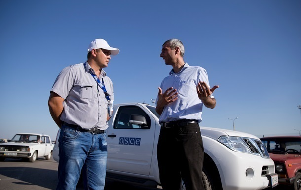 В Песках продолжают жить шесть человек - миссия ОБСЕ