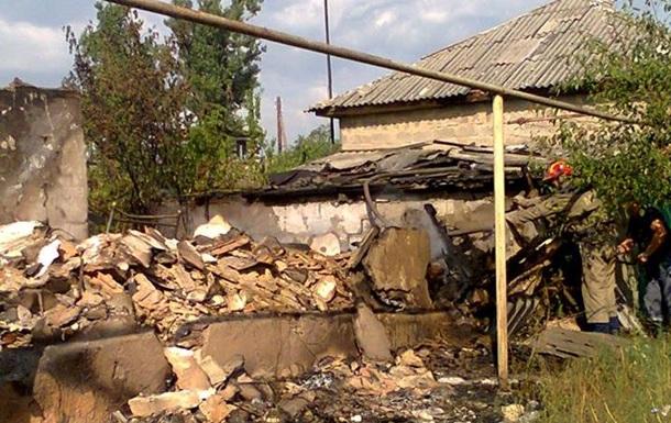 На Луганщине ранены военный и мирный житель