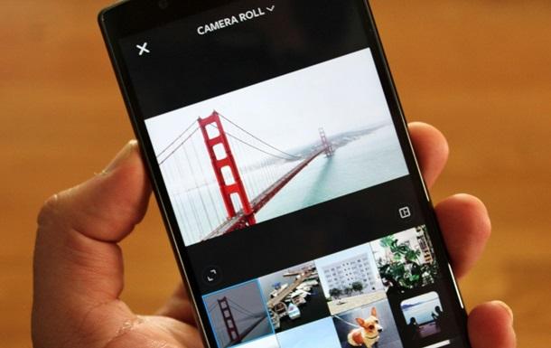 Instagram разрешил публиковать фотографии в новом формате