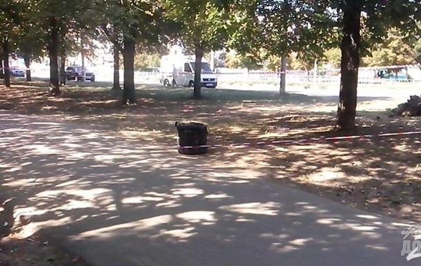 В Харькове возле жилого дома нашли гранату