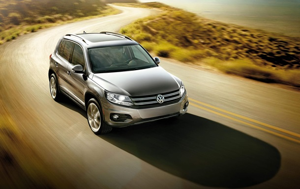 В сентябре Volkswagen покажет новое поколение Tiguan