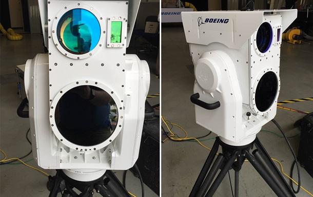 В Boeing представили лазерную пушку против дронов