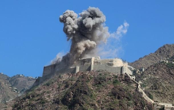Армия Саудовской Аравии вторглась на север Йемена